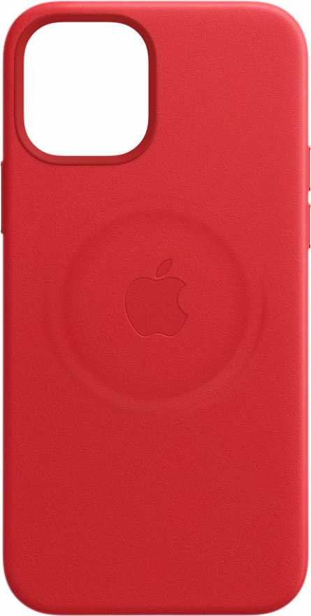 Чехол IMagSafe Leather Case для iPhone 12 mini (MHK73ZE/A)